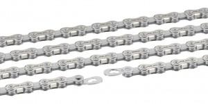 XLC E-Bike chain CC-C06 1/2 x 11/128, 124 links 10/11-g. silver | Chains