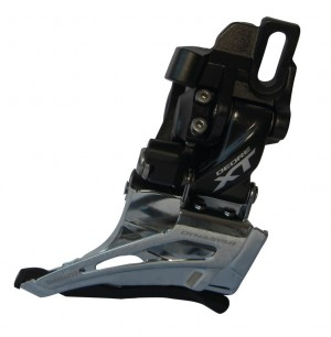 Shimano forskifter Deore XT Down Swing FD-M8025D6,Dual Pull,66-69° Directm. | Front derailleur