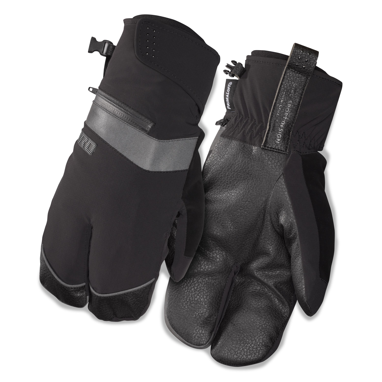 Giro Softgoods Handske Proof 100 Sort S Lobster Vinterhandske SORT S | Gloves