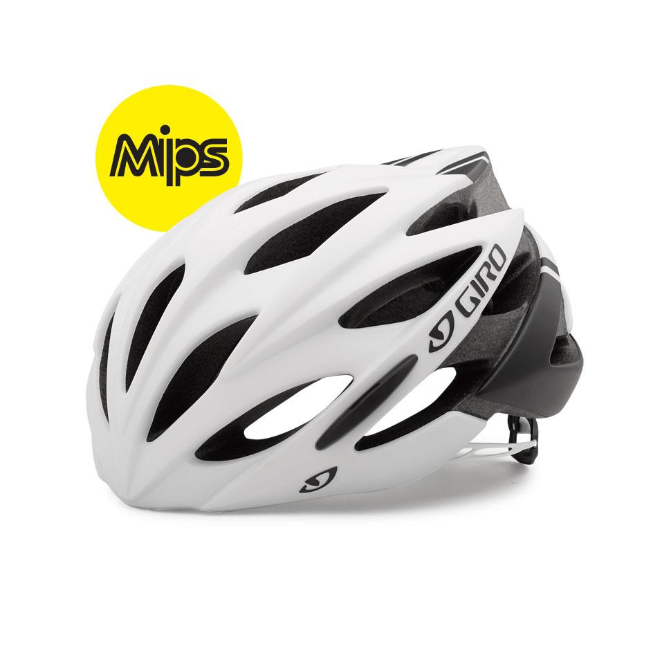 Giro cykelhjelm Savant MIPS Mt Hvid/sort L/59-63Cm MATHVID L/59-63CM | Hjelme