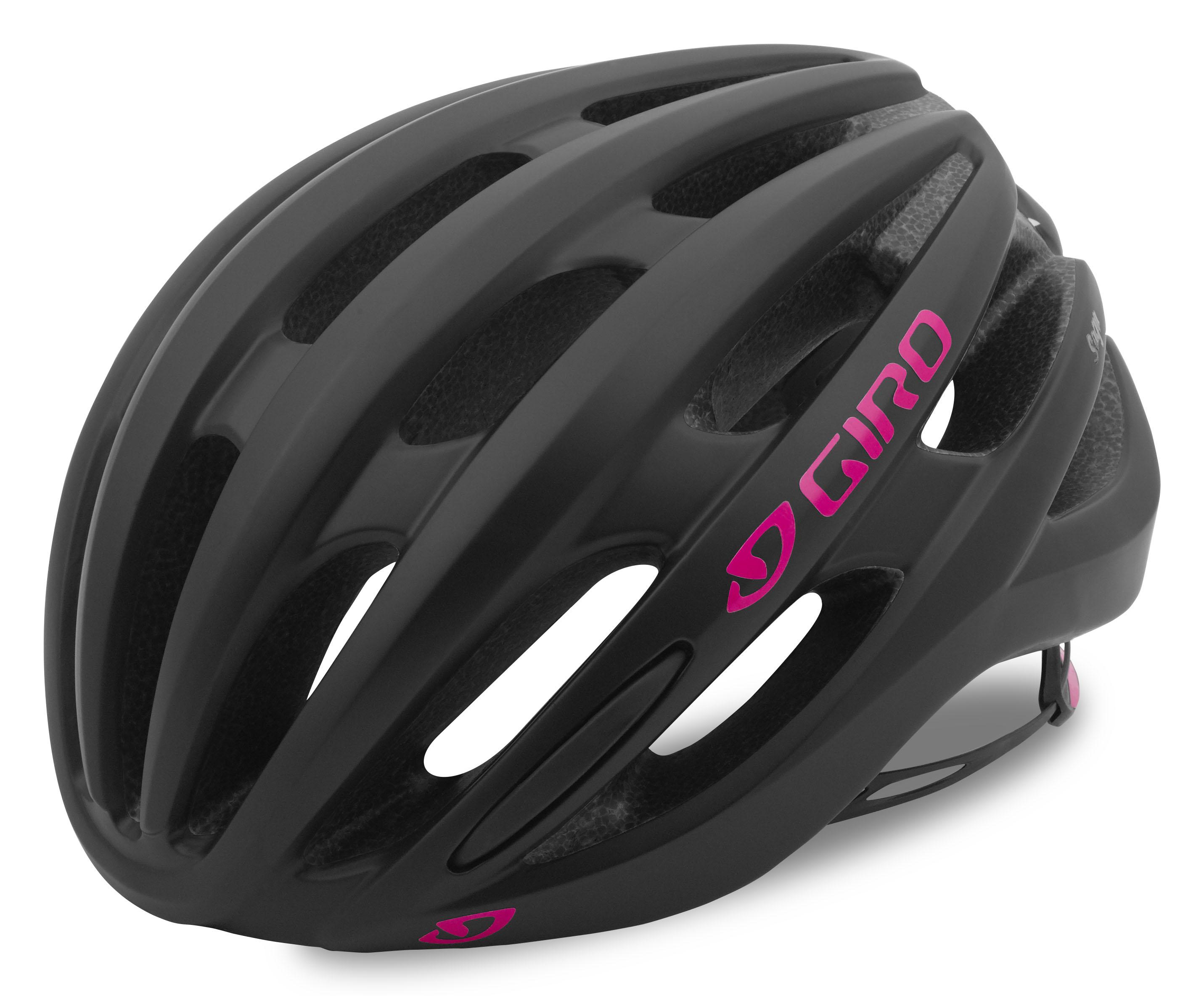 Giro cykelhjelm Saga Mat Sor/lys Pink M Women M/55-59cm | Helmets