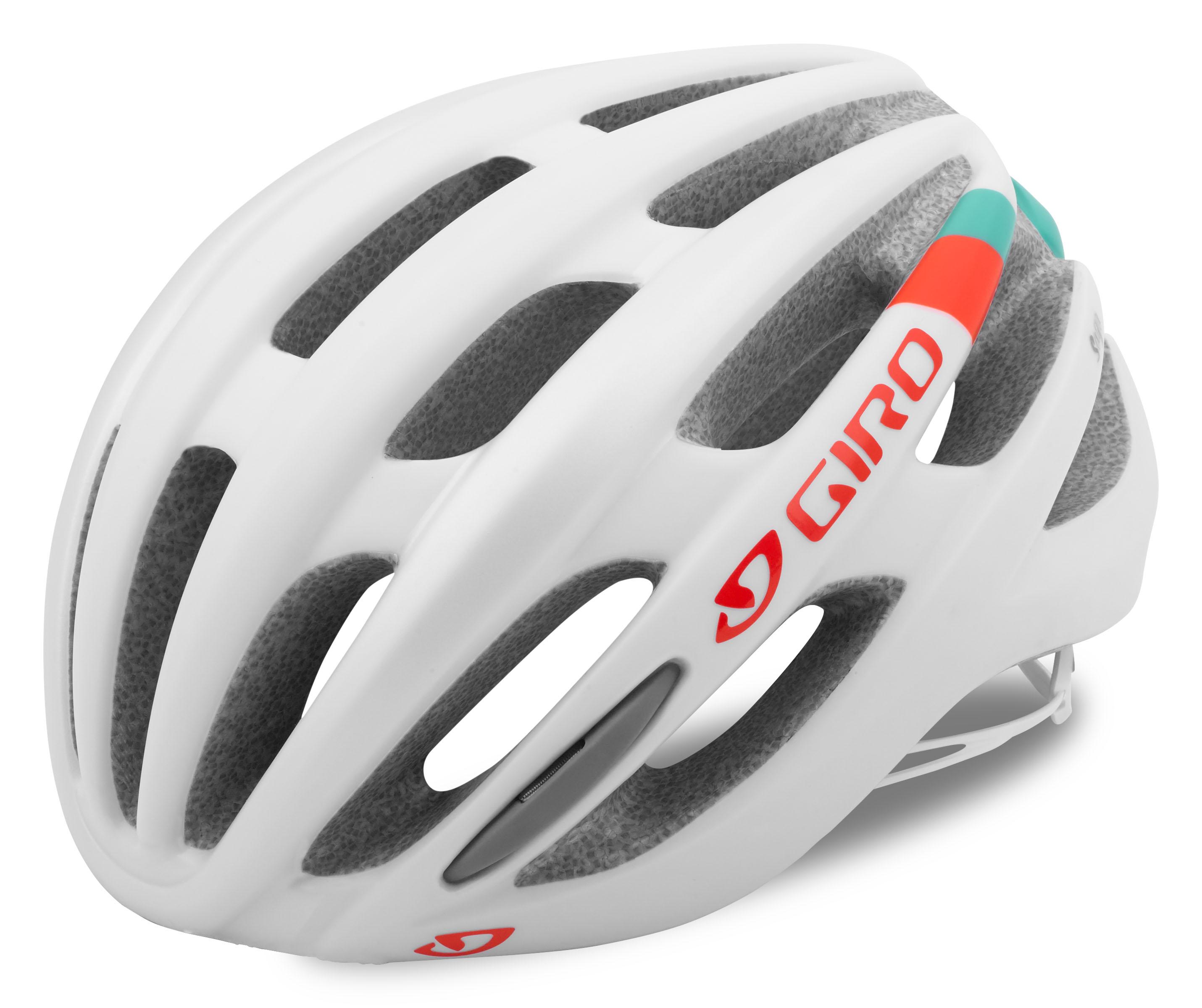 Giro cykelhjelm Saga Mat Hv/Tur/Vmn S Women MATHVID S/51-55cm | Helmets