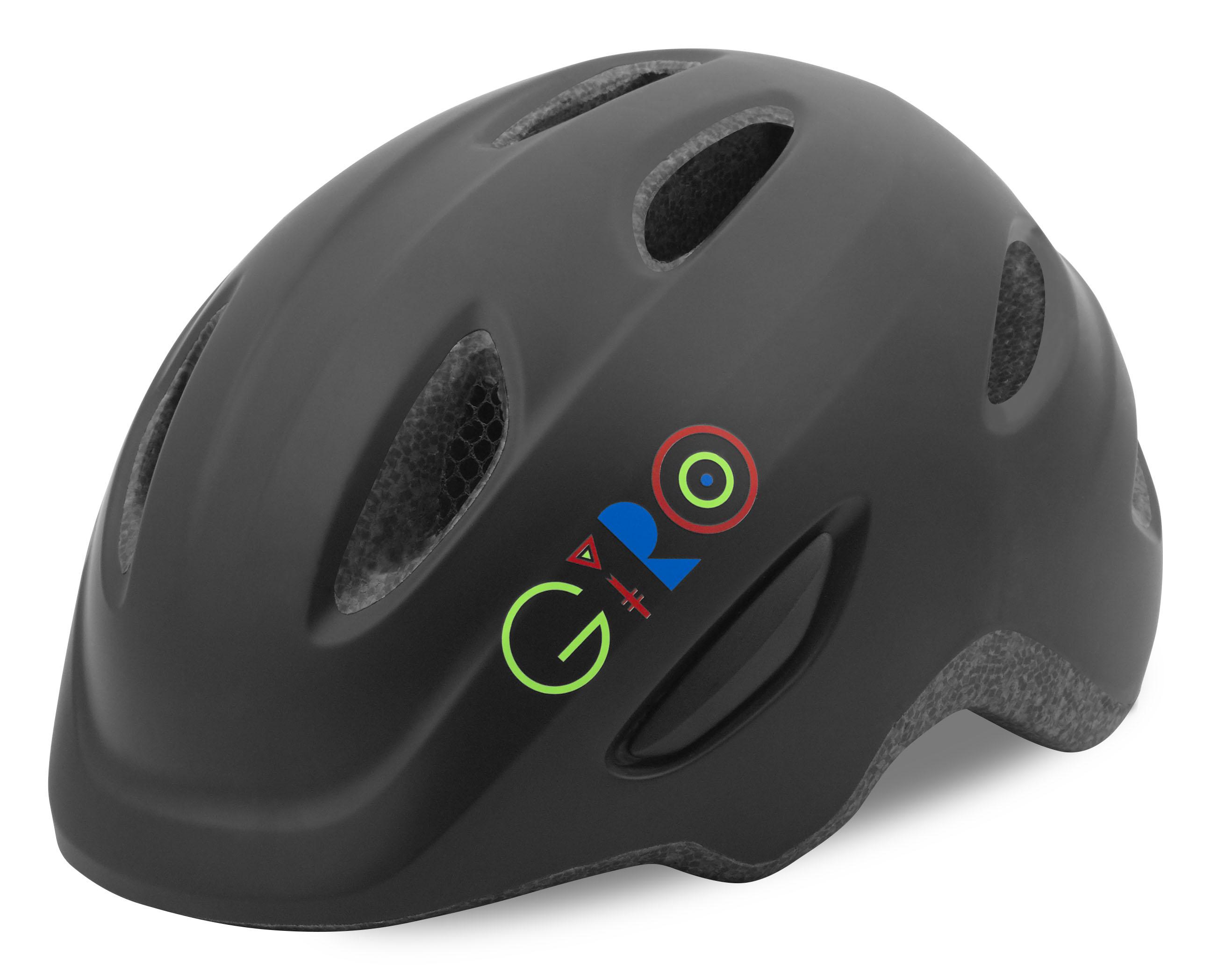 Giro cykelhjelm Scamp Sort S Sort Multi SORT S/49-53CM | Helmets