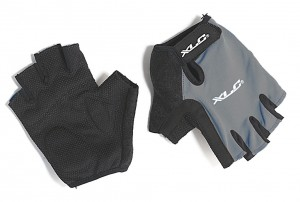 XLC cykelhandsker Apollo grey/black sz. L | Gloves