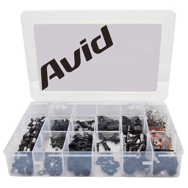 AVID Elixir/Code tacklebox, disc brake | Brake pads