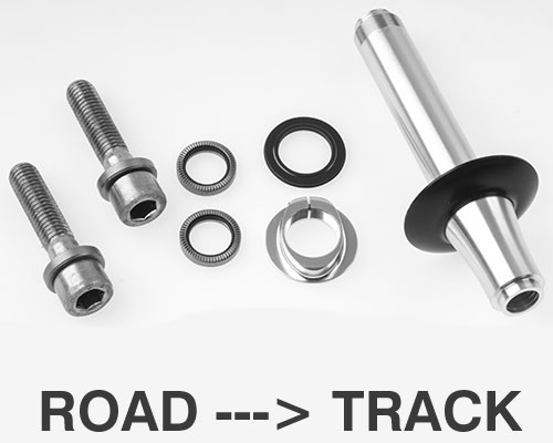 ZIPP Conversion kit, disc 188 (Super9) axle track | Track