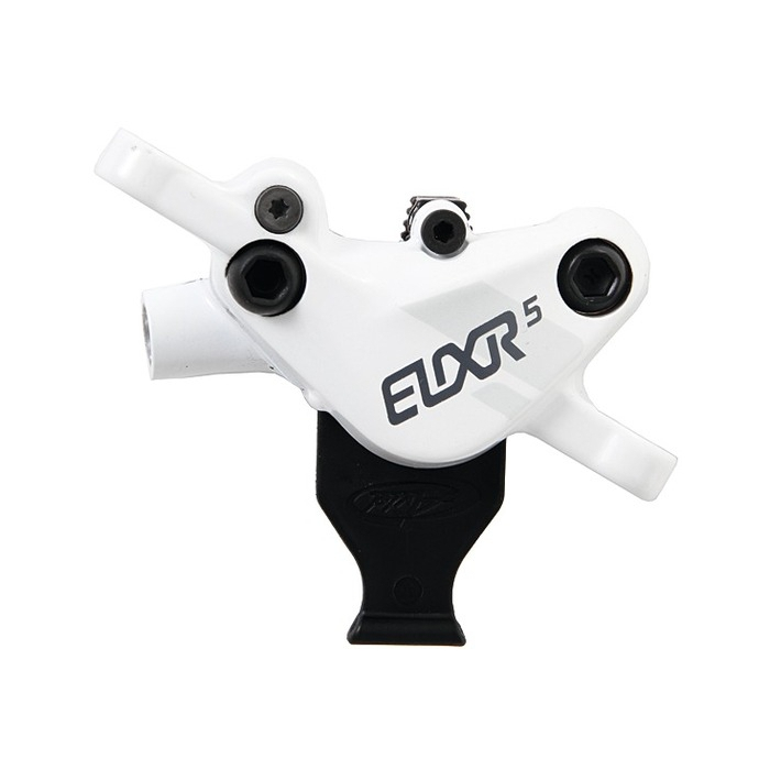 AVID Caliper assembly For Elixir 5 WhiteLow hose route | Brake calipers