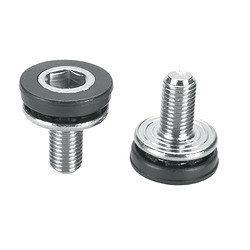 Truvativ Arm bolt capless For M8Square/PowerSpline axle, Pack of 2 pcs. | nuts_and_bolts_component
