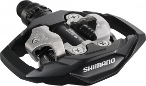 Shimano SPD MTB pedal PD-M 530 Shimano black bilateral | Pedals