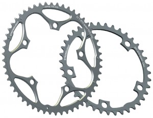 Stronglight chain ring Stronglight Type 110 S outside 52 teeth,black, 10/11-gear | chainrings_component