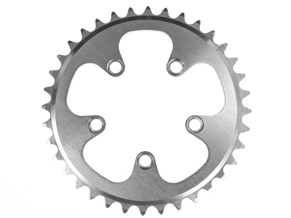 Stronglight klinge Road 36T Ø74 mm 9/10 speed Dural3rd pos., Silver, Alu 5083 | chainrings_component