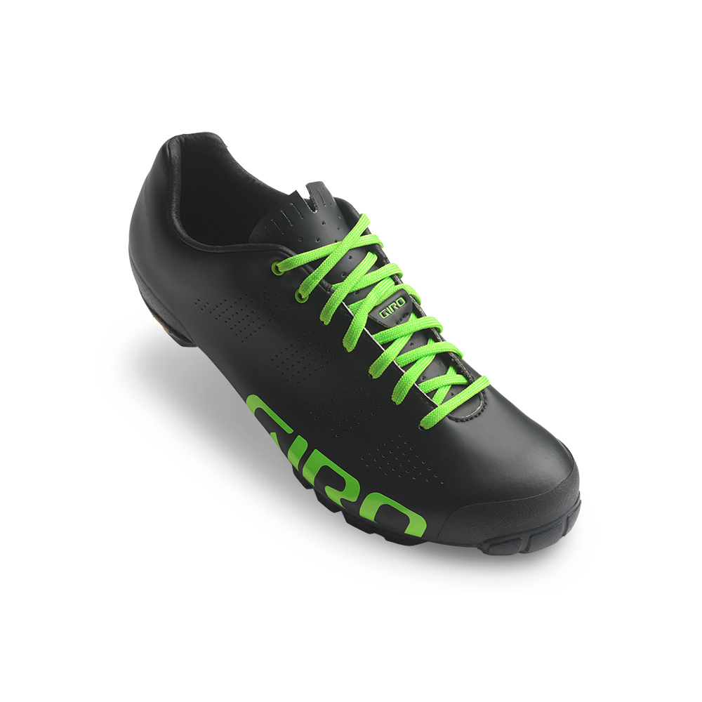 Giro cykelsko Empire VR90 So/Lm 42 Sort/Lime SORT 42 | Shoes and overlays