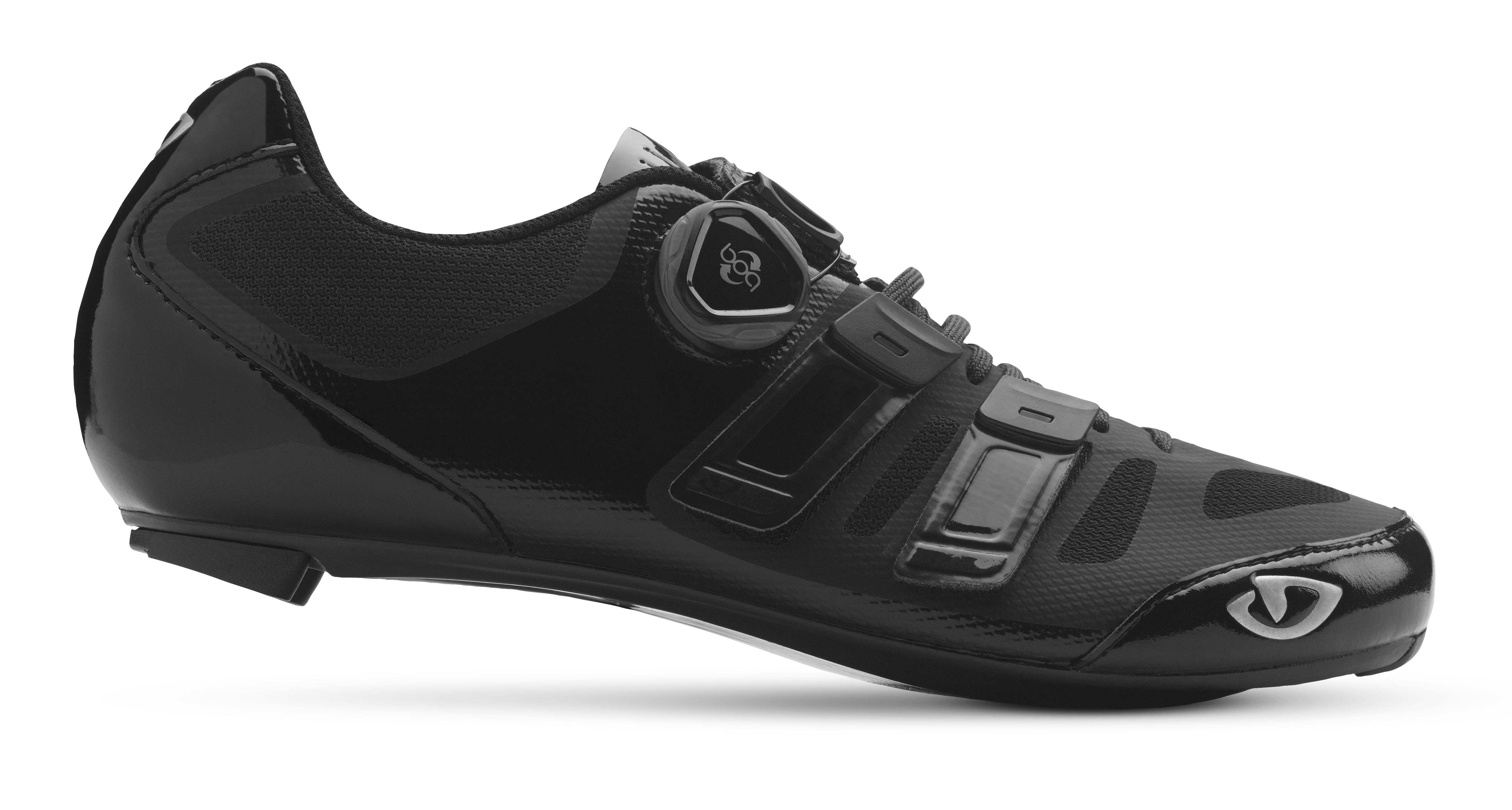 Giro cykelsko Sentrie Techlace Sort 41 SORT 41 | Shoes and overlays