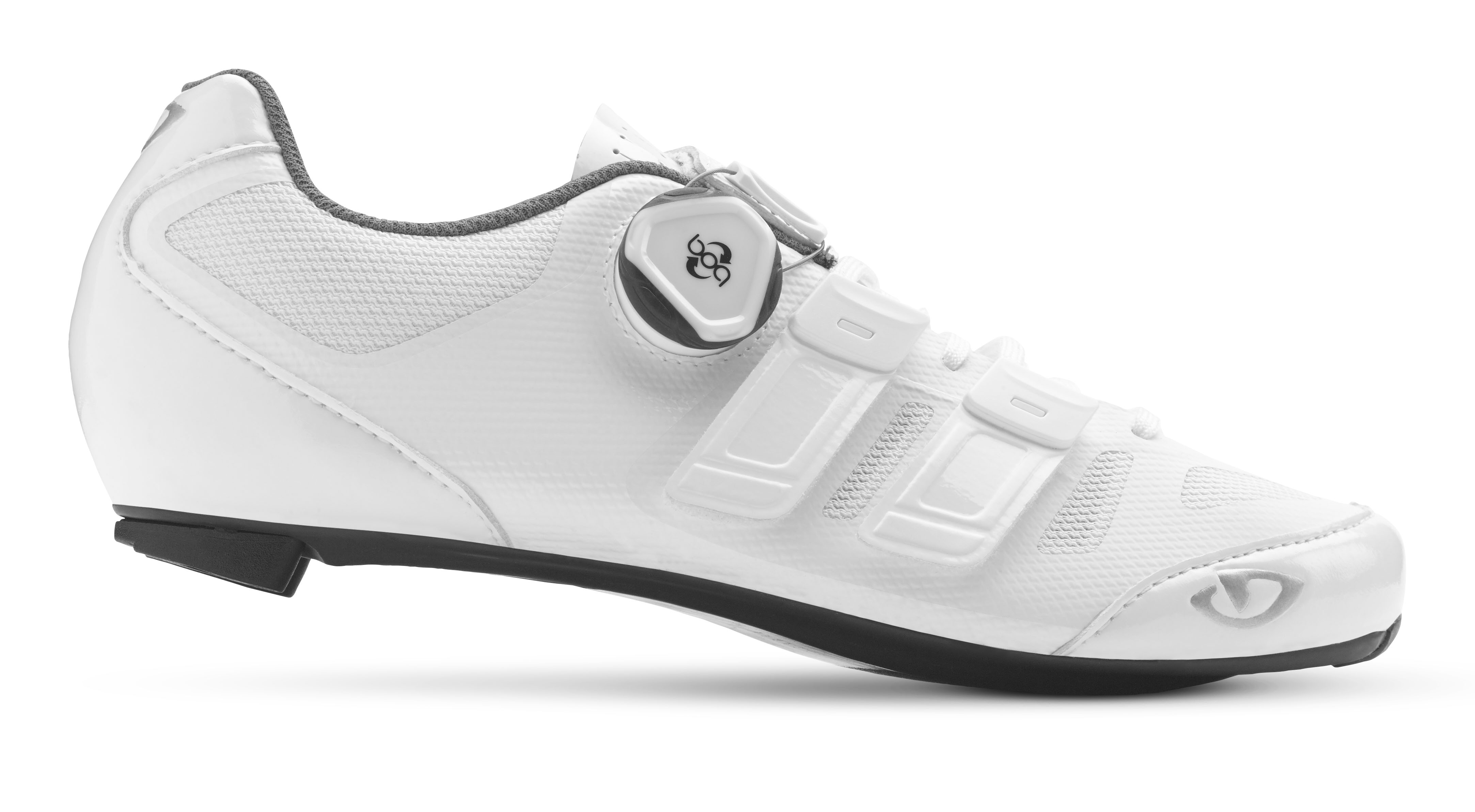 Giro cykelsko Raes Techlace W Hvid 39 Women HVID 39 | Shoes and overlays