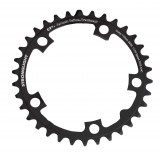 Stronglight klinge Road 34T Ø110 mm 10/11 speed CT2 Zicral2nd pos., Shimano, Ultegra FC-6750/DI2, Black, CT2 - Alu 7075 T6 | chainrings_component