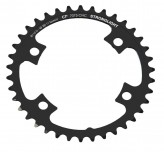 Stronglight klinge Road 38T Ø110 mm 11 speed CT2 Zicral2nd pos., Shimano, Dura-ace FC-9000/DI2, Black, CT2 - Alu 7075 T6 | chainrings_component