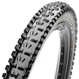 """Maxxis cykeldæk High Roller II DH wire 26x2.40"""" 61-559 black Super Tacky 
