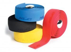 XLC styrbånd GR-T01 Gel, Cork-style, yellow SB-Plus   Bar tape
