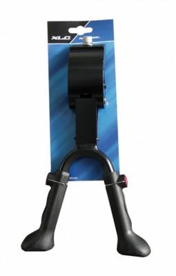 XLC støtteben med to ben black vari. infinitely adjust. length,SB-Plus   Stands