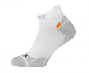 XLC Functional cykelstrømper Footie CS-S03 Size 39 - 42 white/gray | Socks