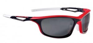 Alpina cykelbriller Alpina Sorcery Red/black/white, glass black S3 | Glasses