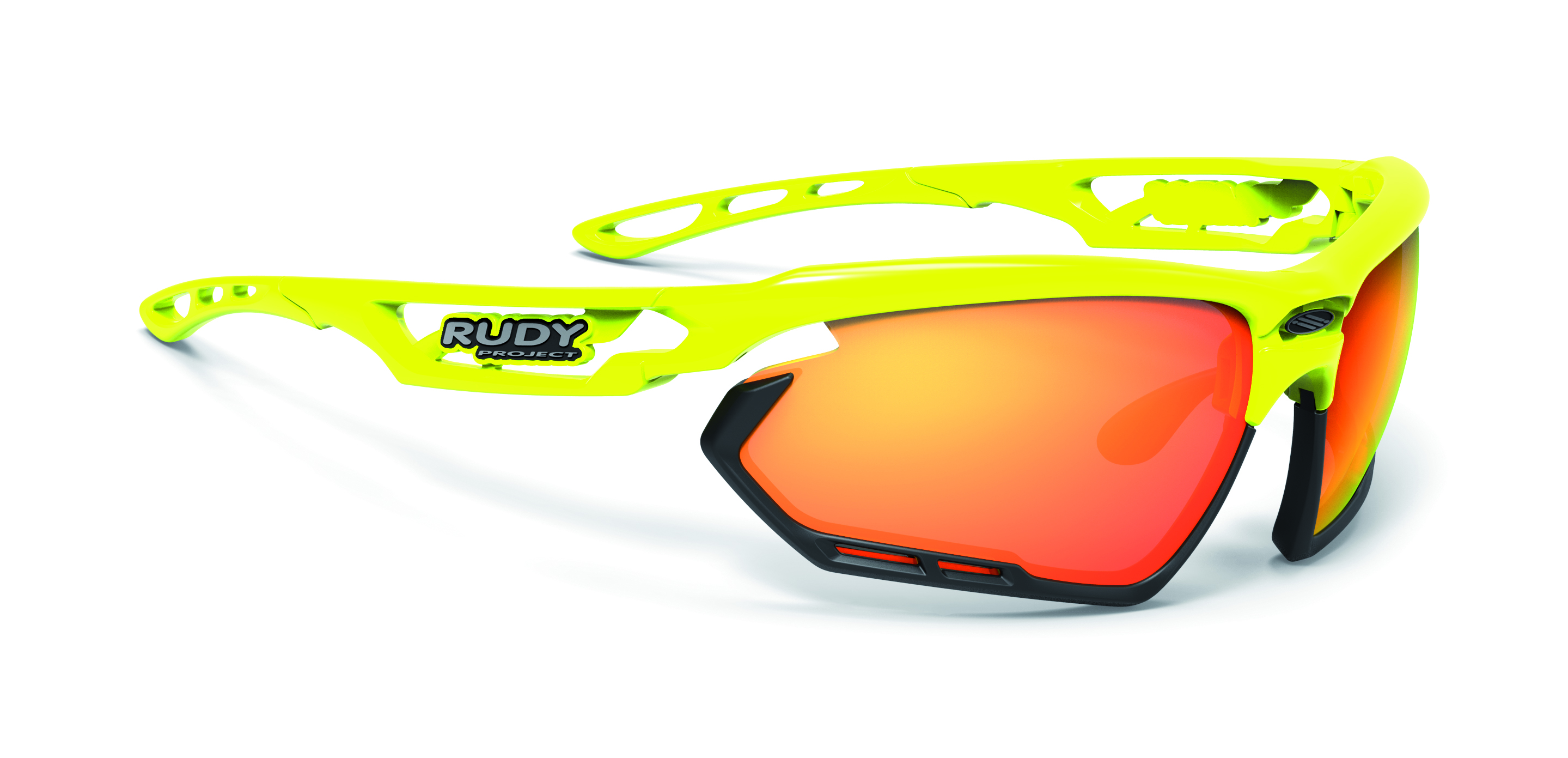 Rudy Project Brille Fotonyk Neongul Gloss Multilaser Orange NEONGUL | Glasses