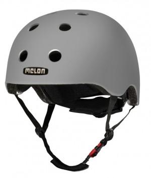Melon cykelhjelm Core grey s. XXS-S (46-52cm) | Helmets