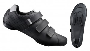 Shimano Racing cykelsko SPD SH-RT5L size 41, black | Shoes and overlays