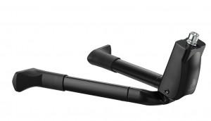 """Ursus dobbelt støttefod Big Food 26"""" black, 275mm, incl. plate and screw   Stands"""