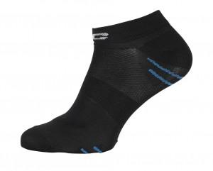 XLC Racing bike Footie cykelstrømper CS-S02 Size 39 - 42 black/blue | Socks