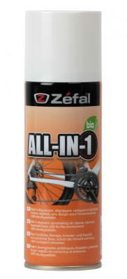 Zefal All-In-One Spray Zefal 150ml spray can | Body maintenance