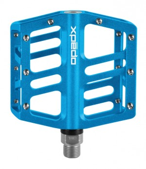 "Xpedo pedal Xpedo JEK blue , 9/16"", MTB, Freeride 