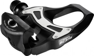 Shimano SPD-SL race pedal Shimano PD-5800 one side, black | Pedals