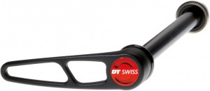 DT Swiss RW QR device DT Swiss RWS thru bolt Alu-QR, Ø 10mm/135mm w. Alu-lever | nuts_and_bolts_component