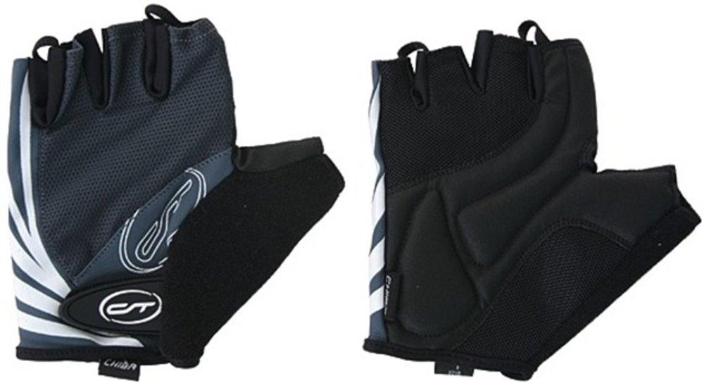 CONTEC sommer handske Sport materiale mix - Baghånd: spandex, Micronet, Terry Palm: luft mesh, PU læder, funktion: 3D væv med luftkanaler for ventilation af hånden. Reducerer varme-relaterede forringelse ydeevne, mens cykling. Pa | Gloves