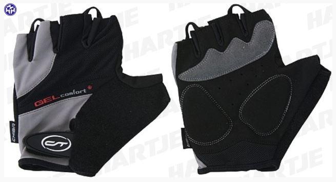CONTEC sommer handske Gel Comfort Plus materiale mix - Baghånd: spandex, Micronet, neopren, Terry Palm: air mesh, Clarino, gel, funktion: 3D væv med luftkanaler til ventilation af hånden. Reducerer varme-relaterede forringelse yd | Gloves