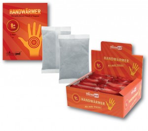 Thermopad Hand warmer Thermopad 1 pair 92x55mm | misc_clothes