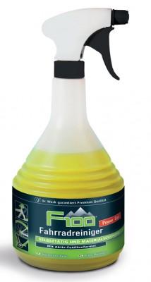 F100 Bike cleaner F100 1000ml hand sprayer | polish_and_lubricant_component