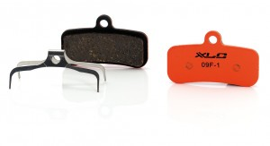 XLC disc brake linings BP-D20 Shimano Saint | Brake pads