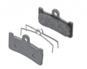 Shimano bremseklodser M04 organic for BR-M 755 Set | Brake pads