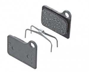Shimano bremseklodser M02 organic for BR-M 555 Set | Brake pads