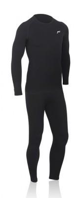 F-Lite undertøj sæt men ML 140 black. sizeM (46-48) | Base layers