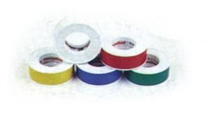 Styrbånd Strip Coroplast 10 m black   Bar tape