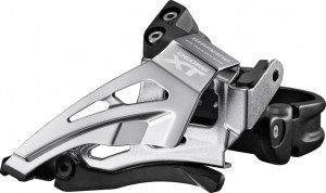 Shimano forskifter Deore XT Top Swing FD-M8025LX6,Down Pull,66-69° Low Cl. | Front derailleur
