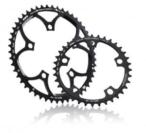Miche klinge Compact BCD 110 outside 50 d. black 9/10 v. | chainrings_component