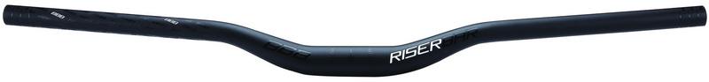 Styroverrør BBB Risebar Sort Alu ø31,8mm 740mm BHB-10 9°backsweep / 5°up MTB   Handlebars