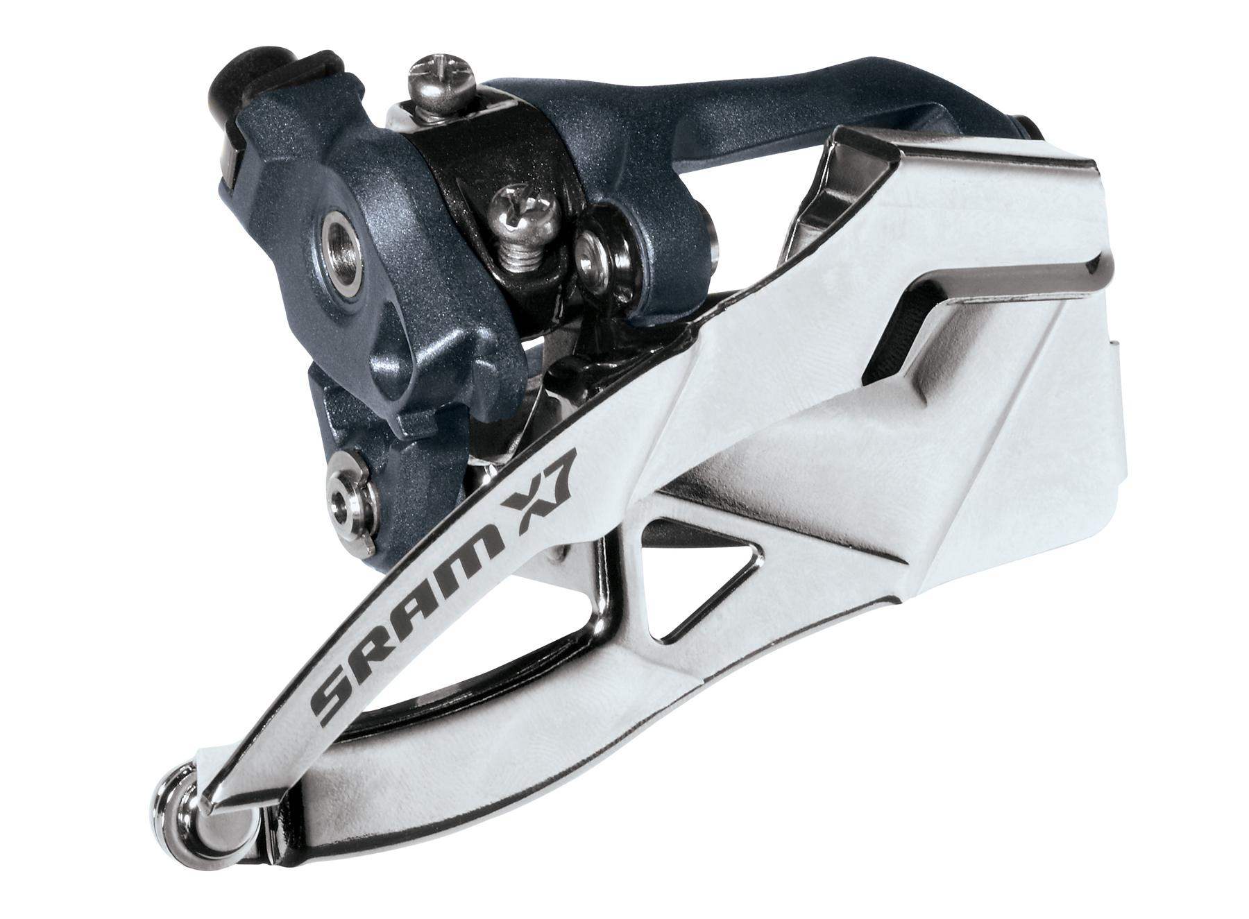 SRAM Front derailleur X7 Low clamp Ø31,8/34,9 mm 2x10 speed Dual pull | Front derailleur