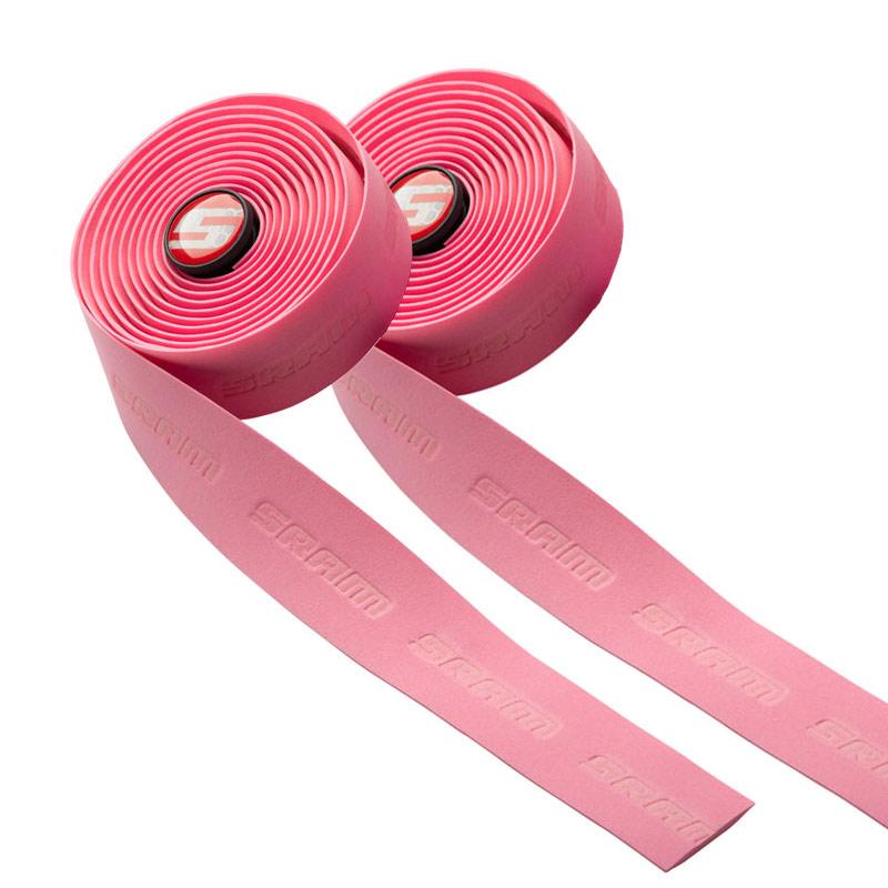 SRAM styrbånd SuperCork PinkPack of 2 pcs.   Bar tape