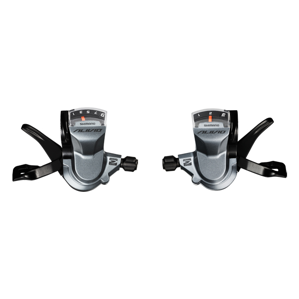 Shimano Skiftegreb SL-M4000 Sæt, 3X9g, Alivio Inkl. Kable | Gear levers