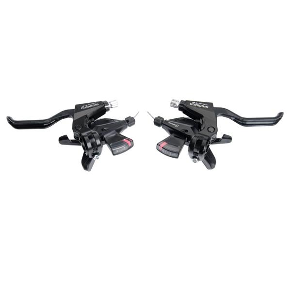 Shimano bremse og skiftegreb STI-Greb ST-M310 Sort, 3/8-sp, Altus | Gear levers